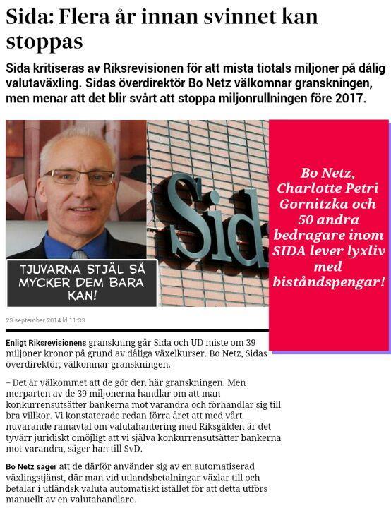 BO NETZ_SIDA_SWEDEN