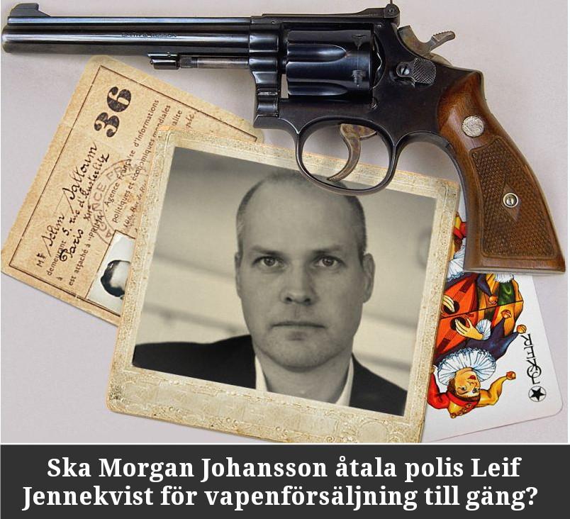 MORGAN JOHANSSON-SOCIALDEMOKRAT-JUSTITIEDEPARTEMENTET-POLISEN