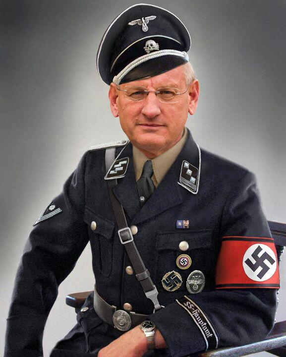 carl bildt _ nazi _ jew _ sweden